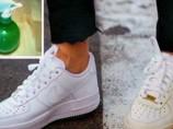 Hãy làm theo cách này để giày của bạn lúc nào cũng trắng tinh